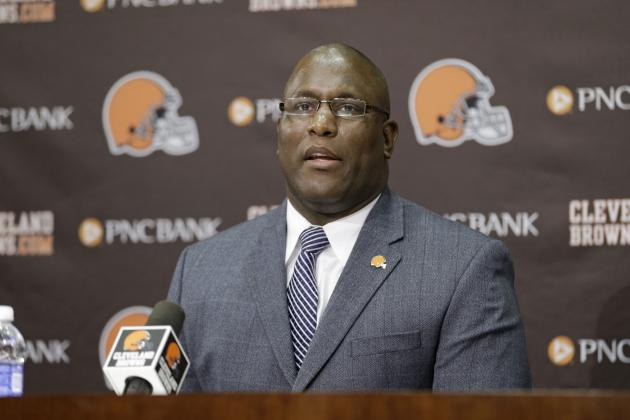 What Is Next for the Cleveland Browns After Initial Wave of Free Agency?