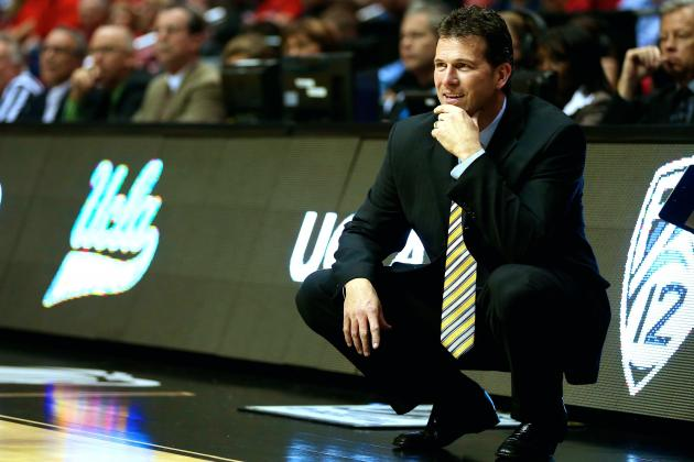 Steve Alford Silences Critics, Has UCLA Humming and in the Sweet 16