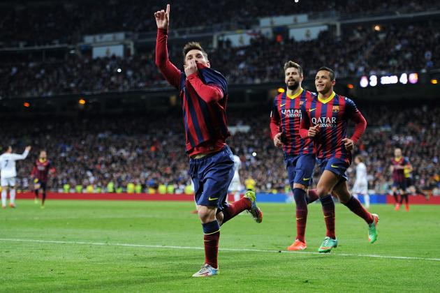 Majestic Lionel Messi and Barcelona Prove Their Big-Game Mentality