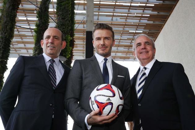 Pictures of David Beckham's Proposed Miami Stadium Released