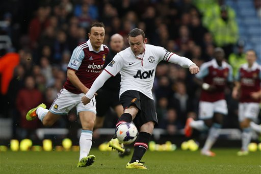 David Moyes Drops Major Hint That Wayne Rooney Will Captain Manchester United