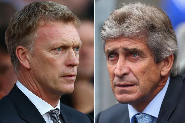 Manchester United vs. Manchester City: Key Stats Ahead of Manchester Derby 2014