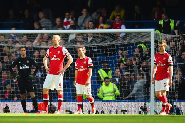 Per Mertesacker Complains over Arsenal's Early Kick-Offs