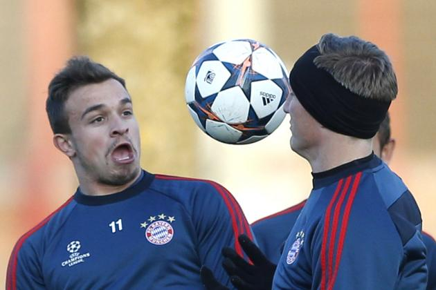 Xherdan Shaqiri Backtracks on Liverpool and Manchester United Transfer Talk