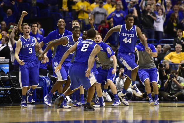 Sweet 16 Bracket: Odds and Predictions for Next Round of 2014 NCAA Tournament