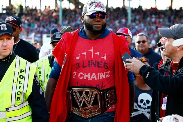 Red Sox David Ortiz Gets Peace of Mind with Extension