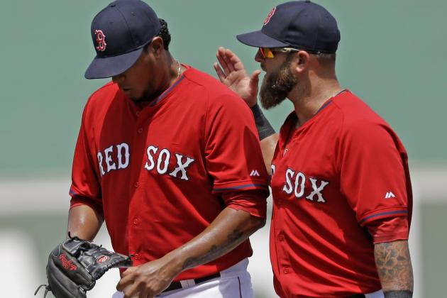 Felix Doubront Struggles Again in Red Sox Loss to Rays