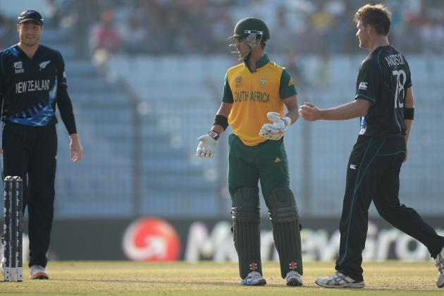 South Africa vs. New Zealand, World T20: Video Highlights, Scorecard, Report