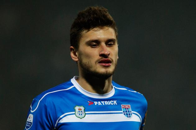 Scouting Report: Mateusz Klich: Manchester United's Plan B to William Carvalho?
