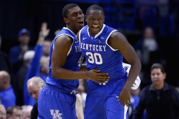 NCAA Tournament Schedule 2014: Date, Time, TV Info and Live Stream for Sweet 16
