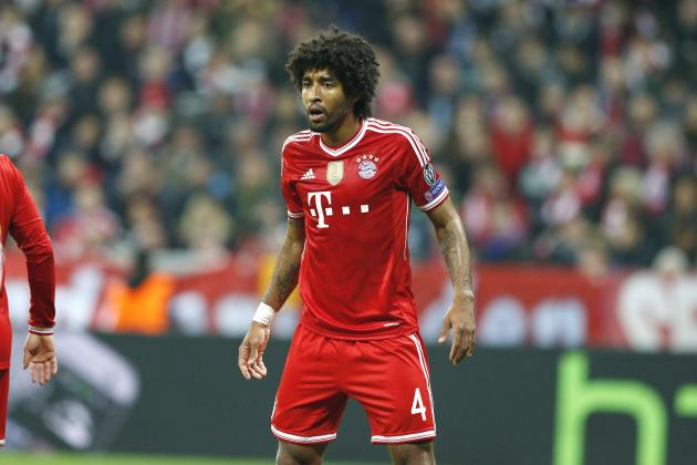 Dante and Bayern Munich Agree to New Contract, Ending Manchester United Reports