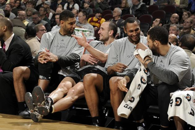 Is This San Antonio Spurs Team the Best Since Title-Winning 2007 Group?