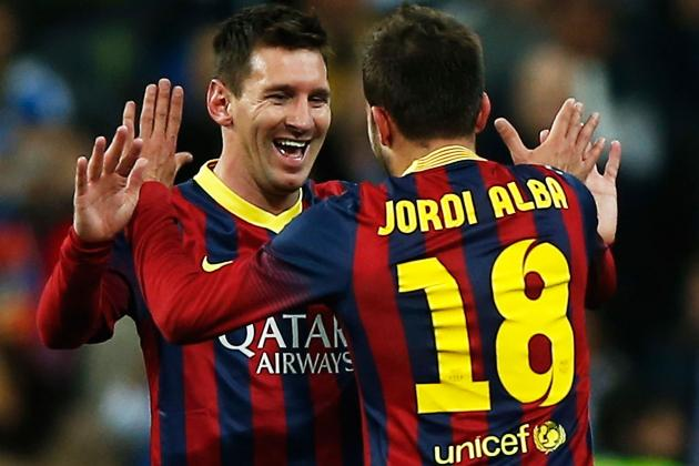 Film Focus on Real Madrid vs. Barcelona: Messi and Di Maria Shine