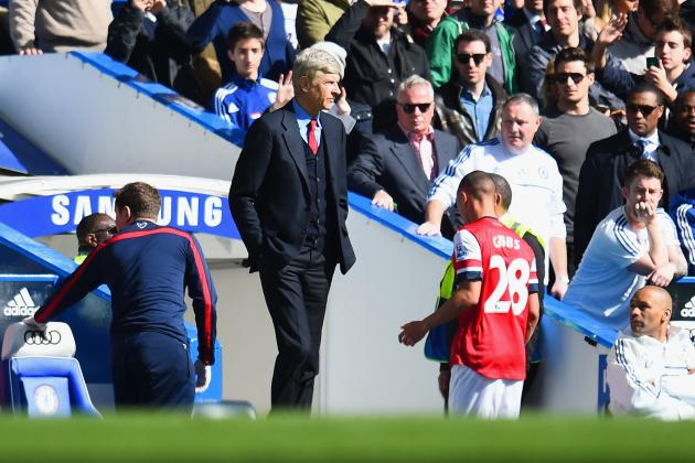 Arsene Wenger Must Add Balance and Pace to Arsenal This Summer