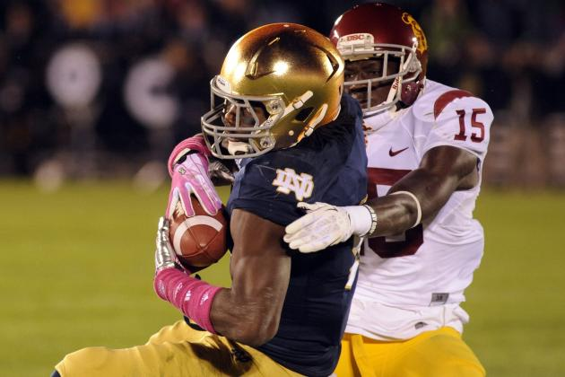 Smith Growing Up Fast for Irish