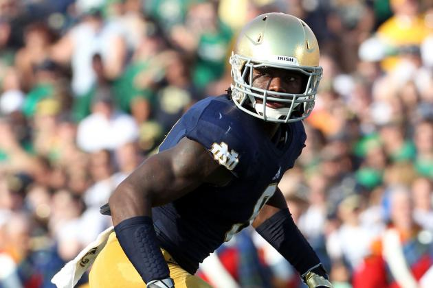 Smith a Key to Notre Dame Defense