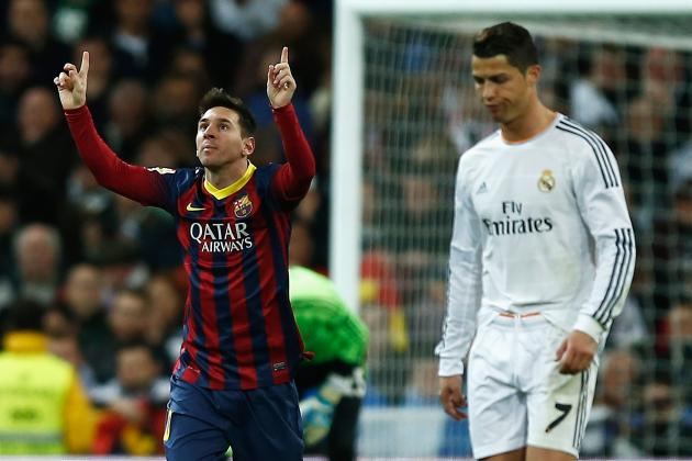 Cristiano Ronaldo's Clasico Conspiracy Hides Fact Lionel Messi Overshadowed Him