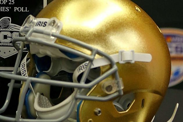 Opportunity Is There for Notre Dame Football's Rochell