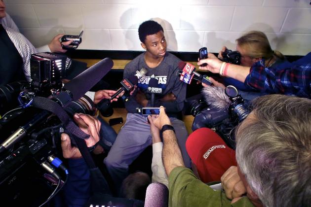 Andrew Wiggins Yet to Answer Biggest Question Surrounding His Game