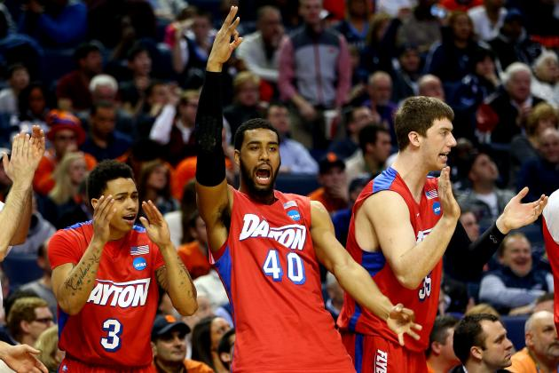 Sweet 16 Bracket: Updated Schedule and Upset Picks for NCAA Tournament