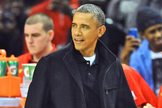 NCAA Brackets 2014: Updates on President Obama, Jay Bilas and Experts' Brackets