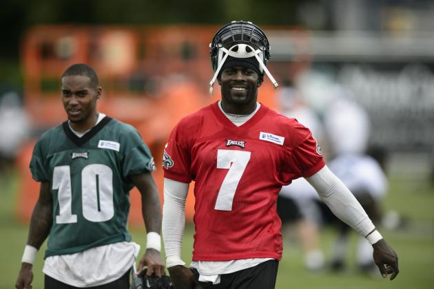 Michael Vick Should Aggressively Lobby New York Jets to Acquire DeSean Jackson