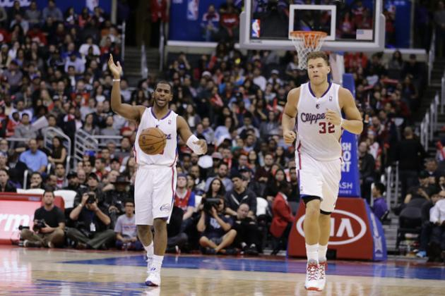 Is Health Only Thing Holding LA Clippers Back?