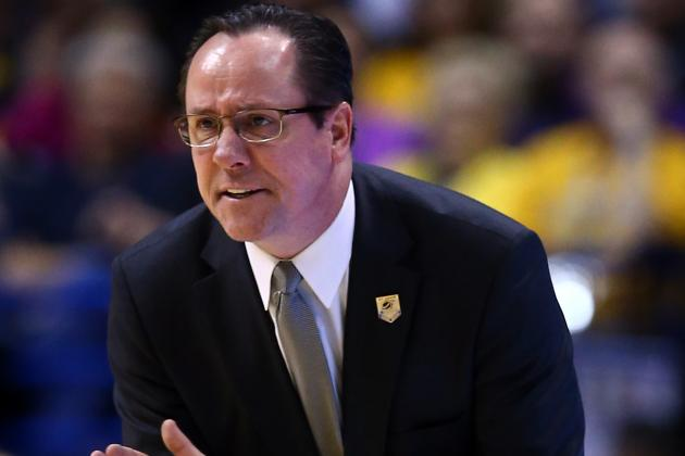 Gregg Marshall Named Henry Iba Coach of the Year