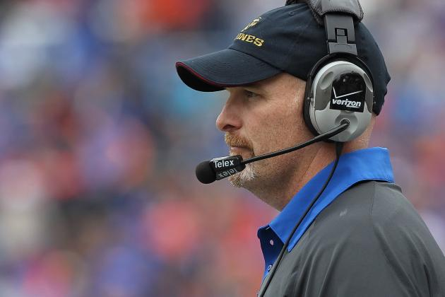 Former Defensive Coordinator Quinn Reminisces on Time at UF