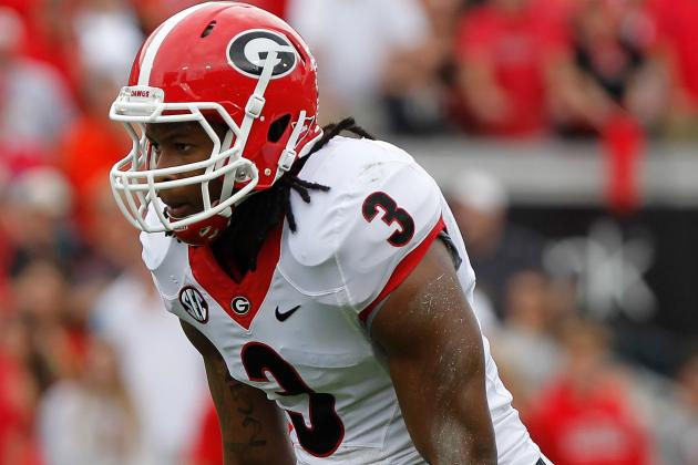 Richt: Gurley 'Looks More Like Gurley' as He Practices His Way into Shape