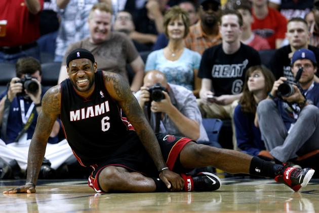LeBron James Calls 2013-14 Miami Heat Season 'Toughest' Since Year 1