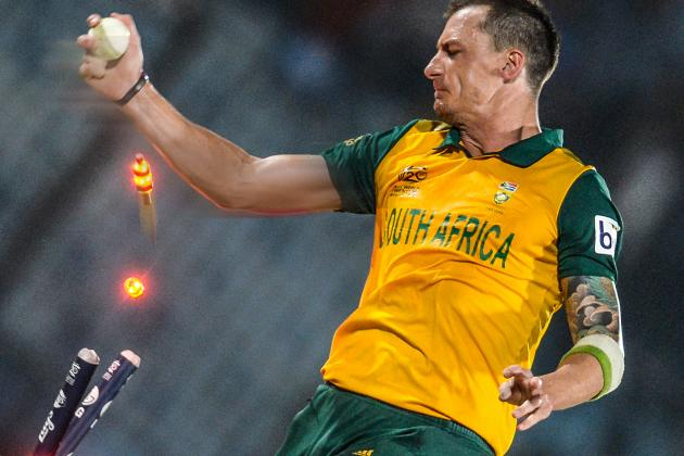 Dale Steyn's Final Over vs. New Zealand: One of the Great WT20 Moments