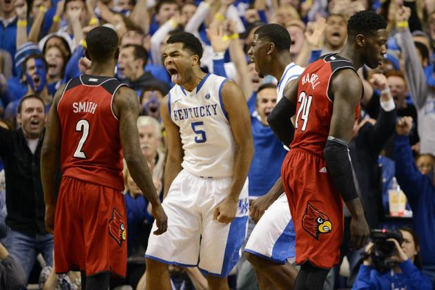 NCAA Bracket 2014: March Madness Odds and Predictions for Sweet 16 Slate
