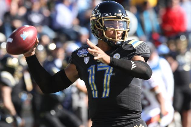 Brett Hundley, Jim Mora Make UCLA Legit National Title Threats in 2014