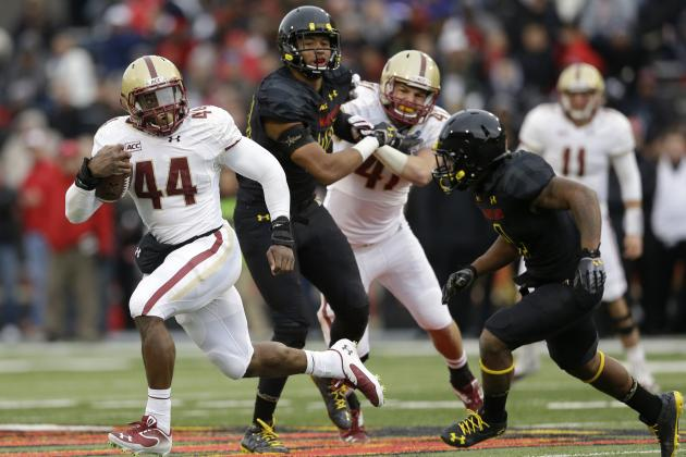 Andre Williams NFL Draft 2014: Highlights, Scouting Report for Giants RB