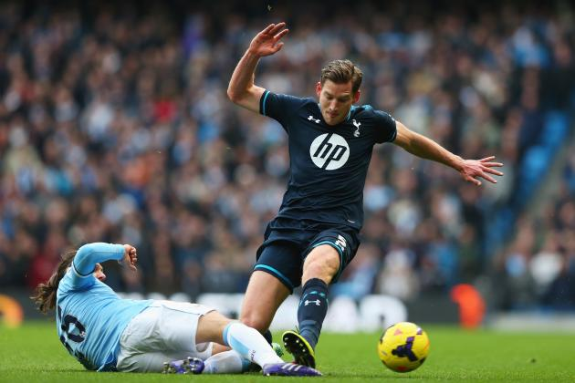 Reported City Target Jan Vertonghen Would Be Ideal Partner for Vincent Kompany