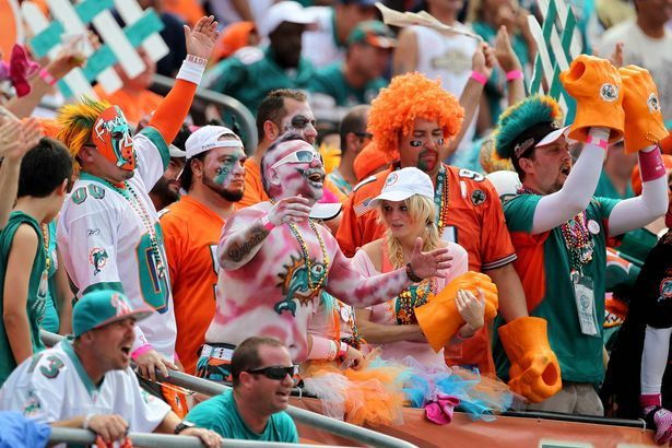 Dolphins Ticket Sales UP Double-Digit Percent from Year Ago