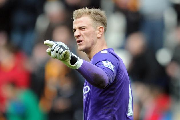 Joe Hart Admits He Cannot Afford to Rest on His Laurels at City