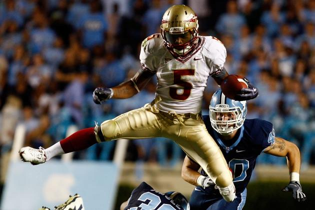 Source: Rams Sign Ex-Noles Standout Reid
