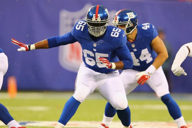 Offensive Line: Have Giants Done Enough?