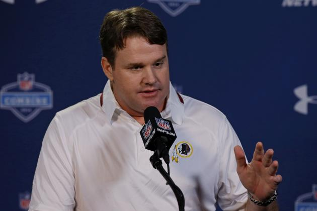 Jay Gruden: Meetings 'Overwhelming'