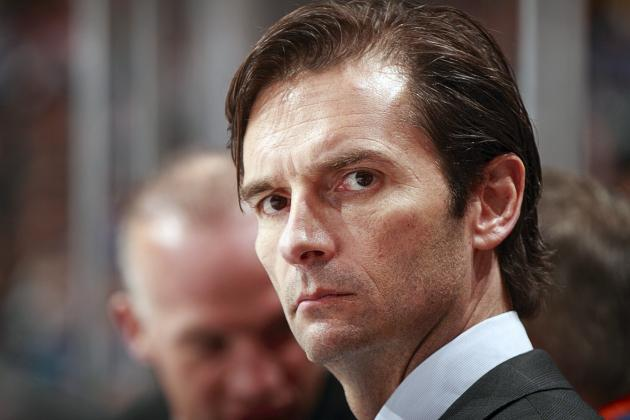 'Depressed' Eakins 'Didn't Even Leave the House' After Blowout Loss to Calgary