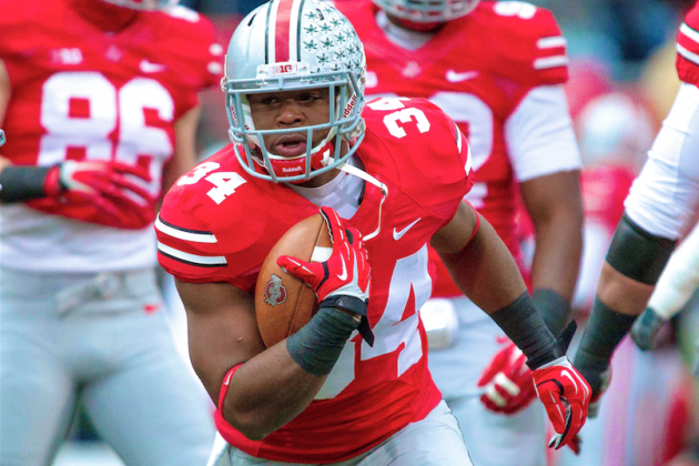 2014 NFL Draft: Why RB Talent May Be at an All-Time Low