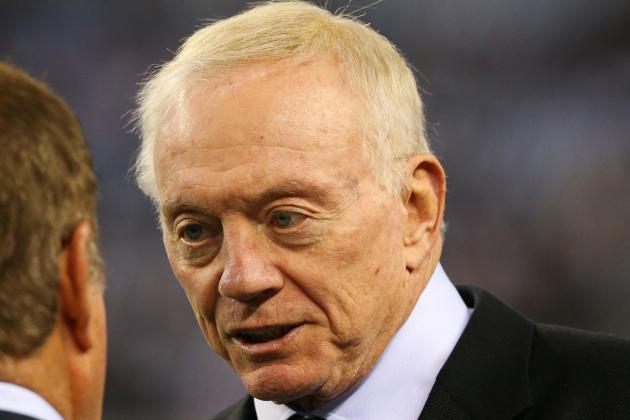 Cowboys Owner Jerry Jones Responds to Mark Cuban's Warning
