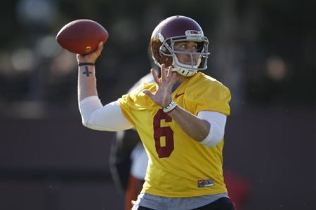 USC's Cody Kessler: 'I'm Competing Against Guys Across the Country'