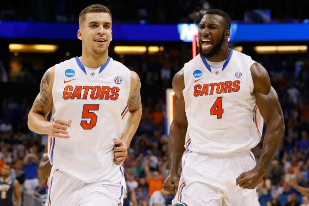 Sweet 16 Predictions: Updated Title Odds and Regional Semifinal Picks