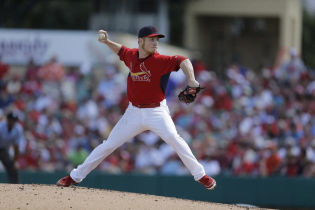 St. Louis Cardinals' Bullpen Battle Takes Center Stage for Roster Decisions