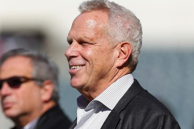 Steve Tisch: Giants 'Were a Little Broken'