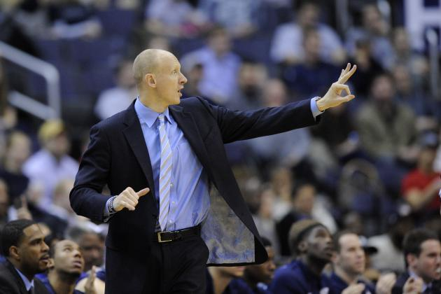 Xavier Musketeers: Should Chris Mack's Seat Be Getting Warm?