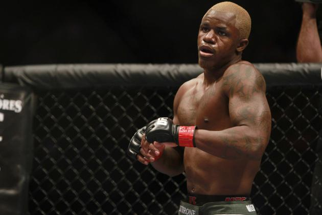 Melvin Guillard on UFC Release: 'Best Thing That Could Happen to Me'
